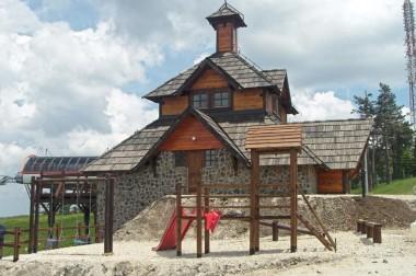 Vizitorski centar Tornik